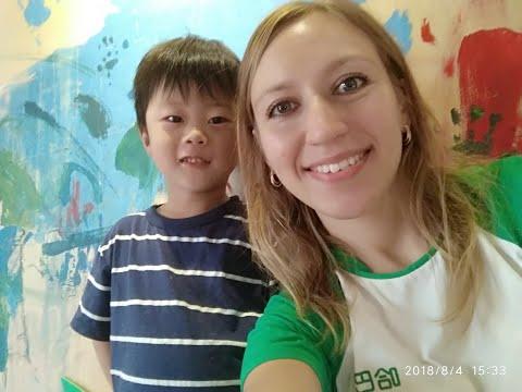 Как найти работу в Китае. Собеседование, демо урок (How To Find Job In China. Interview, Demo Class)