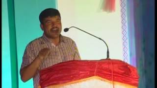 Ravi D Channannavar on United School Annual Day Function, Hassan