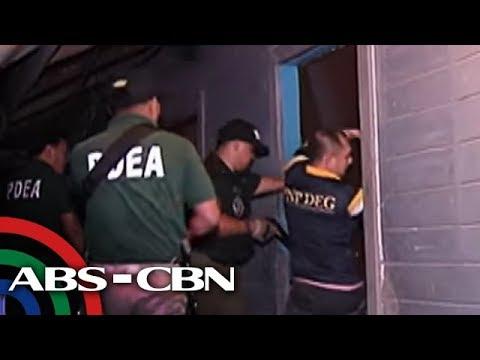 Mga drug den sa Subic, sinalakay