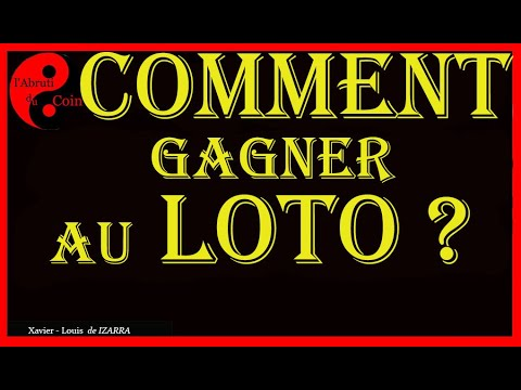 comment gagner au loto youtube. Black Bedroom Furniture Sets. Home Design Ideas