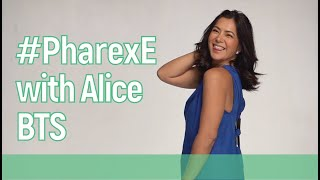 #PharexE with Alice -- Behind the Scenes // Alice Dixson