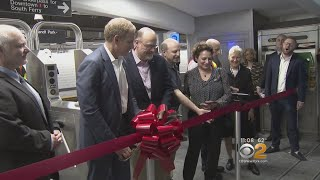 Cortlandt Street Subway Station Reopens