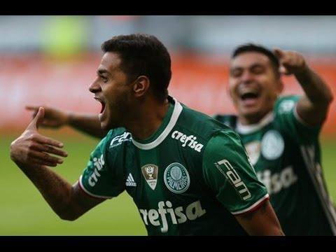 Gol - Palmeiras 1 x 0 Corinthians - Campeonato Brasileiro 2016