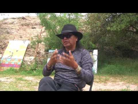 Decolonizing Federal Policy - Prof. Wendsler Nosie, Sr., AUSN ( San Carlos Apache Council member)