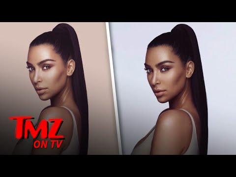 Kim Kardashian Accused Of Doing Blackface | TMZ TV