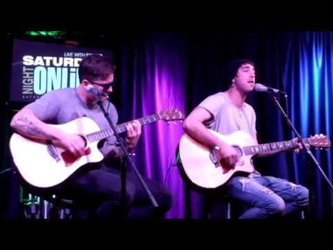 All Time Low- Backseat Serenade (acoustic)