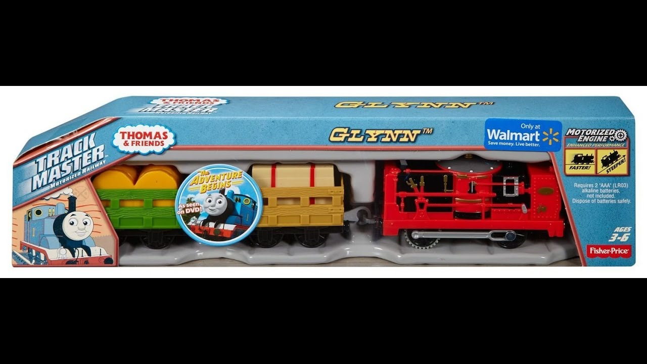 Trackmaster Glynn Review Youtube