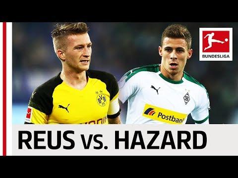 Marco Reus vs. Thorgan Hazard - Two Topscorers Go Head-to-Head