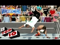 WWE 2K17 - Wrestlemania 33 Top 10 Moments!!!