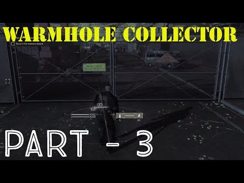 Metal Gear Survive Gameplay   WORMHOLE COLLECTOR   PART 3
