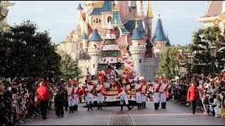 Disney's Christmas Parade 2015 - Disneyland Paris(, 2015-11-08T01:51:30.000Z)