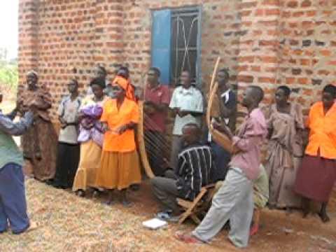 Ejainikisi Yesu Toni Atwanare/I Shall Not be Moved, Pallisa, Uganda