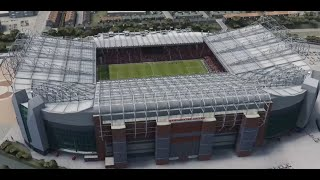 FIFA 16 vs PES 16 Stadiums: Old Trafford (Manchester United)