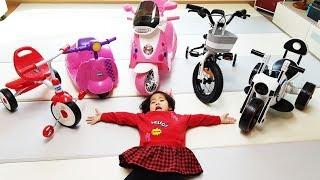 멋있는 자전거나 오토바이로 고쳐줄게요!! 서은이의 마법의 공구놀이 전동오토바이 자전거 킥보드 씽씽카 Magic Tools Power Wheel