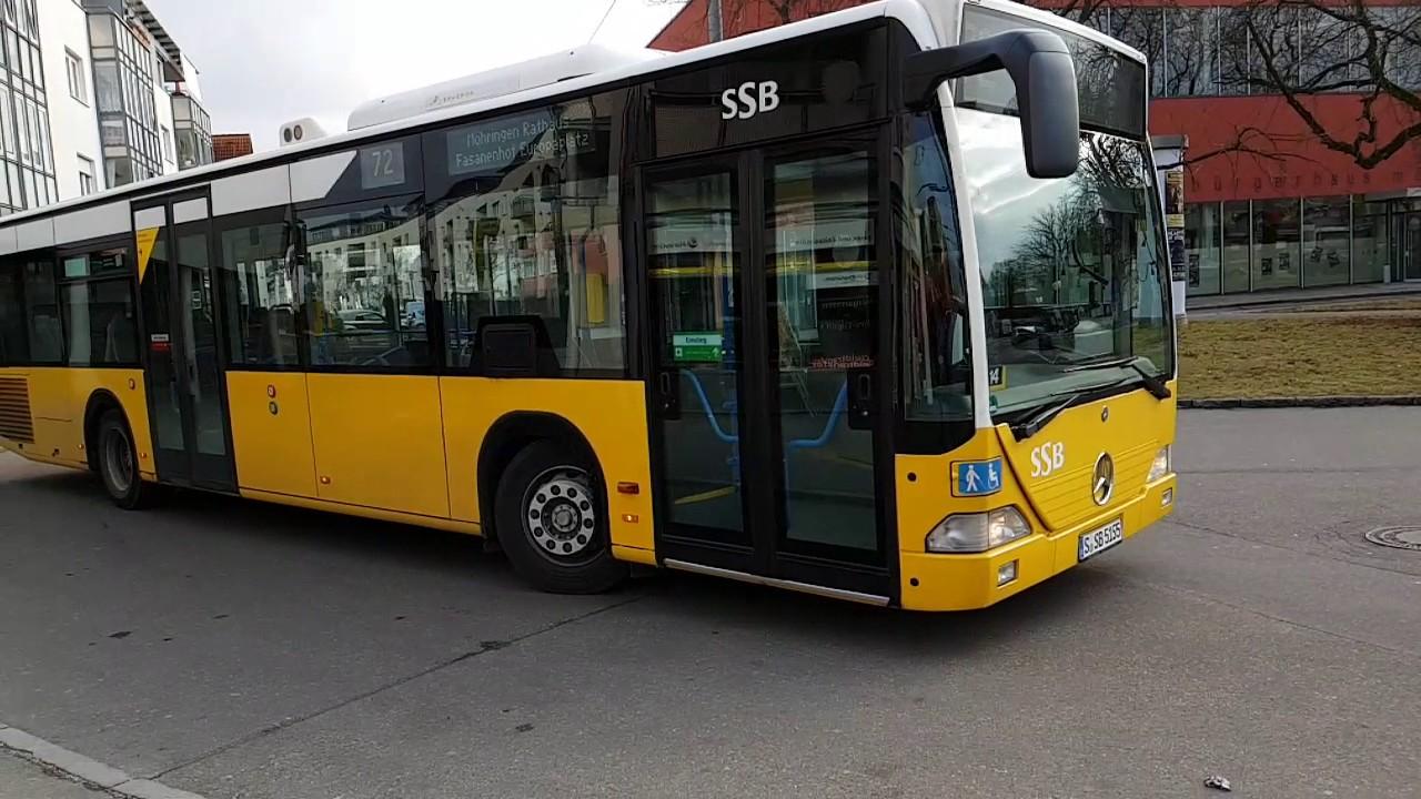 Bus Einparken