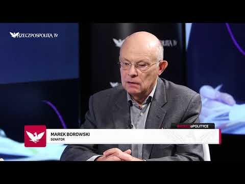 #RZECZoPOLITYCE: Marek Borowski - Wojna ministra Ziobro z KRS