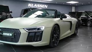 2021 Audi R8 V10 Performance ・ Top Most Luxurious Cars in the World ・Luxury VIP Cars ・KLASSEN