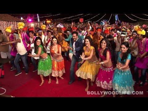 Himmatwala item song Dhoka dhoka: Tamannaah and Ajay Devgn dance with regional superstars