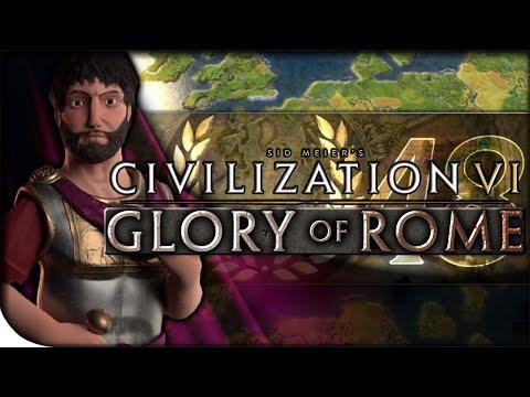 Russia Or Sumer? | Civilization VI — Glory Of Rome 48 | TSL Giant Earth King