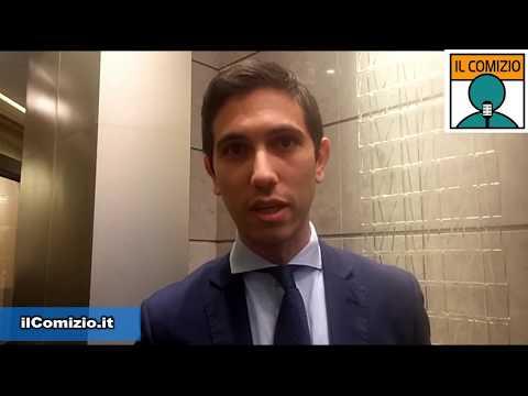 #IdeeItalia: la tre giorni di Forza Italia a Milano. Intervista a Giuseppe Cangialosi