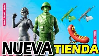 NEW SKIN TOY SOLDIER - NEW FORTNITE OBJECT STORE TODAY JUNE 26, 2019