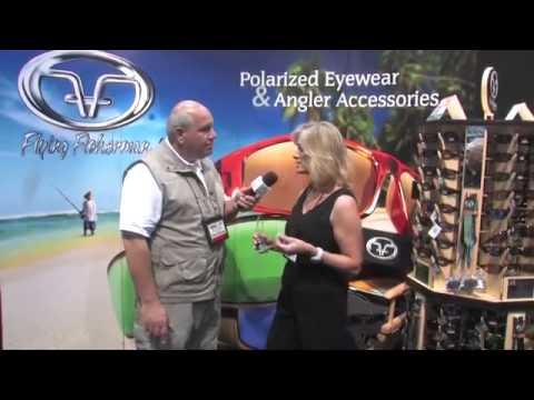 Flying Fisherman Polarized Eyewear On American Outdoors