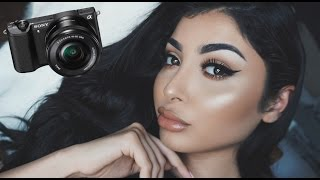 HOW TO Take & Edit Makeup Pictures I Nina Vee