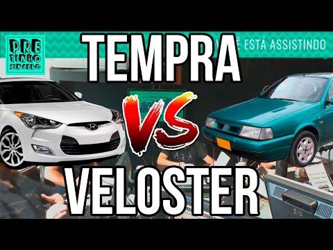 TEMPRA VS VELOSTER