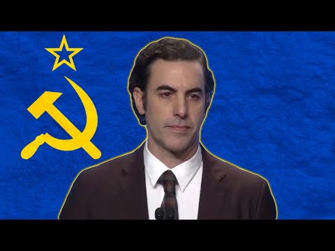 Sacha Baron Cohen's Authoritarian, Self-Contradictory ADL Speech
