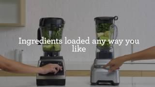 Breville Boss Vs Vitamix 750 green smoothie setting