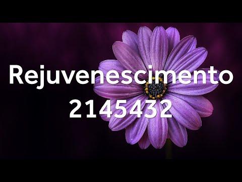 Rejuvenescimento - 2145432 - NÚmeros Grabovoi