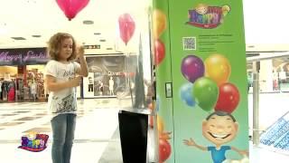 Торговый автомат по продаже воздушных шариков(Венгерская компания InnaVation, производитель «детских» торговых автоматов, представила рынку уникальную моде..., 2014-06-04T07:15:25.000Z)