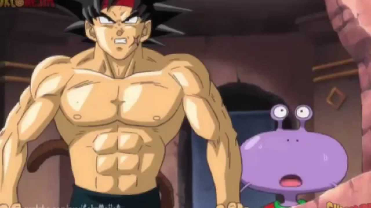 Dragon ball z gay porno