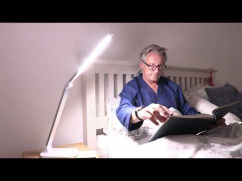 Bright LED Touch Sensitive Desk Lamp 3