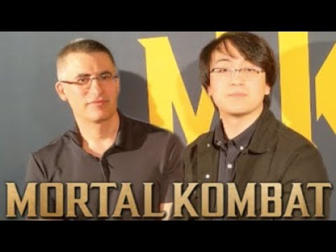 Mortal Kombat 11 - Interviewing Dominic Ciancolo, Story And Voiceover Director! thumbnail