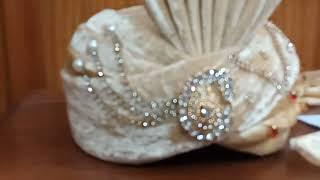 Rajistani style Turban for Wedding