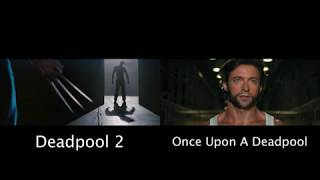 Mid-Credits Scene Differences In Deadpool 2 & Once Upon A Deadpool