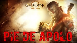 vuclip God of War Ascension  Español -  Walkthrough # 20 El Pie de Apolo