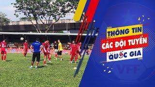 Buổi tập đầu tiên đầy hứng khởi của U16 Việt Nam tại Malaysia   VFF Channel