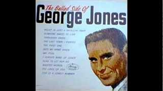 Watch George Jones The Last Town I Painted video
