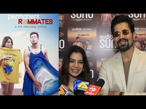 Permanent Roommates Season 3 Or THE Film? 'Mikesh' Sumeet Vyas & 'Tanya' Nidhi Singh Reveal