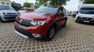 Dacia Sandero Stepway Techroad Klimaautomatic/ von Auto Sommerfeld