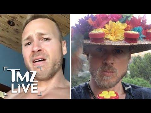 Spencer Pratt's Little Bird Died And He's Super Sad!  TMZ Live