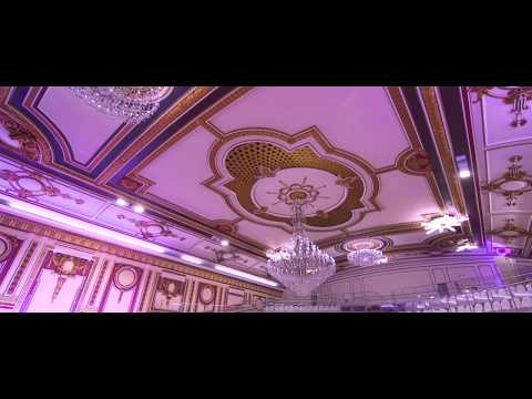 The Royal Regency, Luxury wedding venue and Decor 1080p