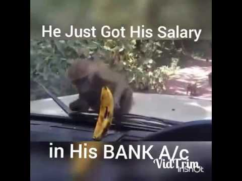 Salary status after currency demolished