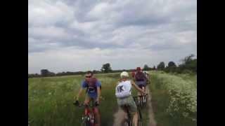 Экстрим вело-тур субботнего дня, в пути 15 июня