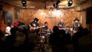 Key To The Highway Allman Brothers Band Tribute 荻窪Rooster 2014.12...