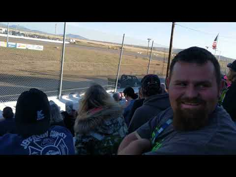 Video of Madras Speedway, OR from Sarah W.