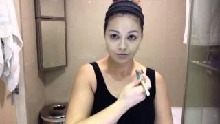 Hollywood Air Halloween Makeup Thumbnail