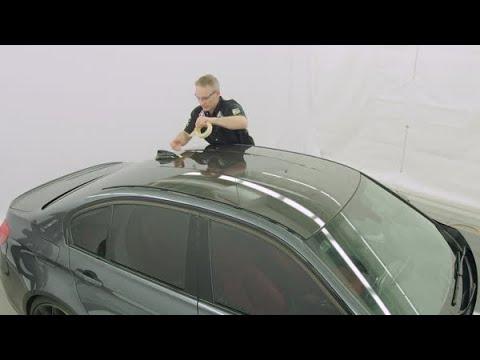 Comment installer un placage sur un toit - Pellicule de placage de Serie 2080 3M